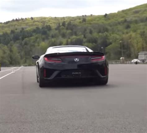 2017 acura nsx 0 60 mph test dpccars