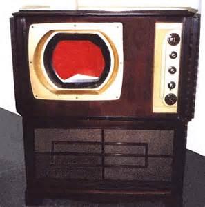 color tv history 1951 cbs color