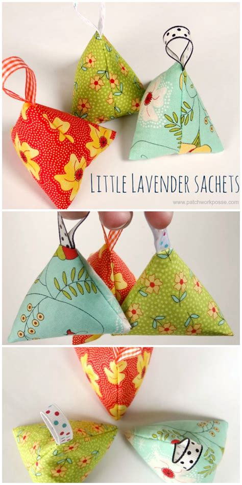 Handmade Sewing Gifts - best 25 sachets ideas on lavender sachets