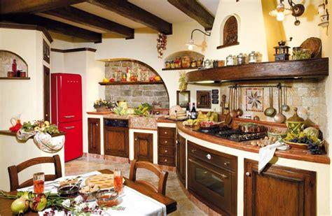 come arredare casa rustica arredare una cucina rustica 7 consigli da cui prendere