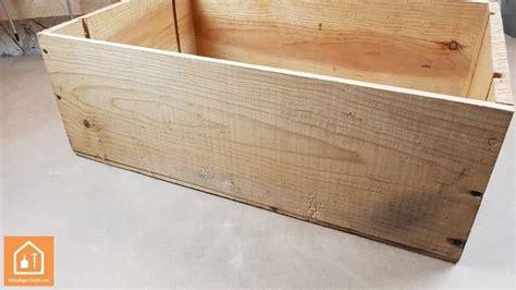 Comment Fabriquer Une Caisse En Bois by Comment Fabriquer Une Caisse En Bois Sedgu