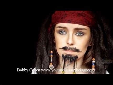 tutorial makeup jack sparrow captain jack sparrow costume makeup tutorial style