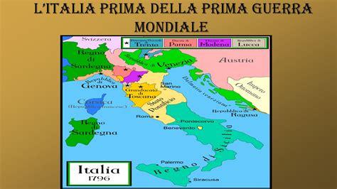 prima in italia l italia prima della prima guerra mondiale ppt