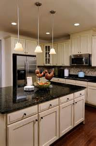 Kitchen White Cabinets Black Granite by The New House Vintage Pretties