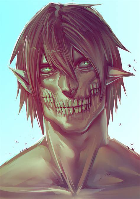 Eren Titan At Attack On Titan attack on titan images eren jaeger hd wallpaper and