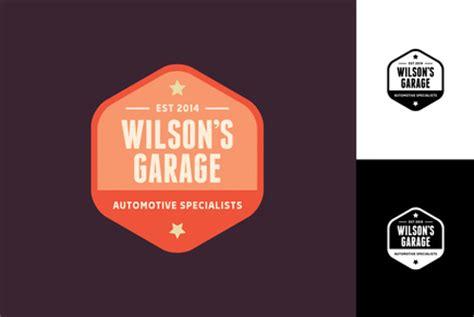 logo badge design hexagon badge logo design template inkd