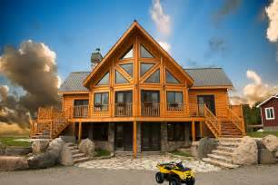 idaho log homes