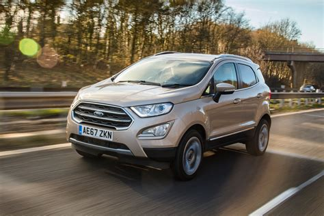 New Ford 2018 Ecosport by New Ford Ecosport 2018 Uk Review Auto Express