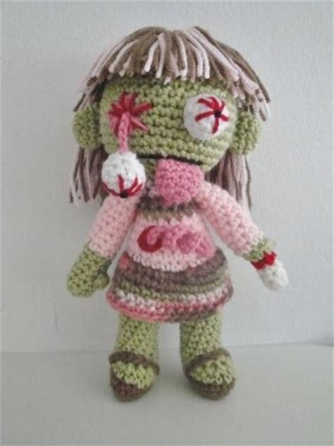 knitting pattern zombie chiwaluv amigurumi critters zombies