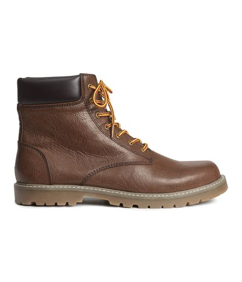 H M Boots by H M Boots In Brown For Lyst