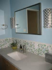 bathroom backsplash designs moddotz miami blend bathroom tile backsplash