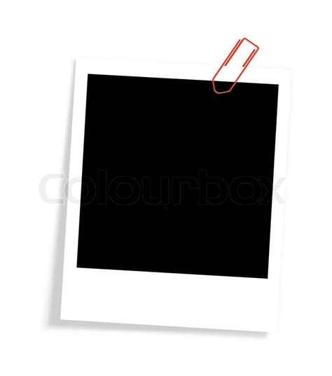 fix your kredit report vorlage polaroid with paperclip stock vector colourbox