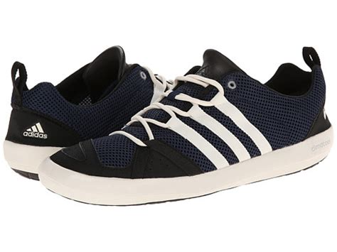 adidas mens climacool boat lace trainers c adidas outdoor climacool 174 boat lace 6pm com