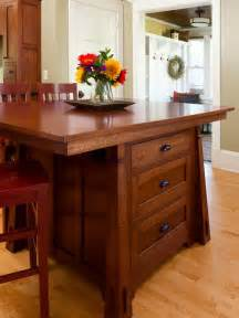 mission style kitchen island 163 best craftsman kitchens images on bungalow
