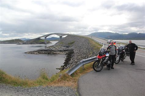 Nordkap Motorrad by Motorrad Tour Nordkap 2016