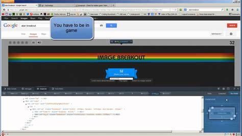 tutorial hack game java google atari breakout hack cheat tutorial java script edit