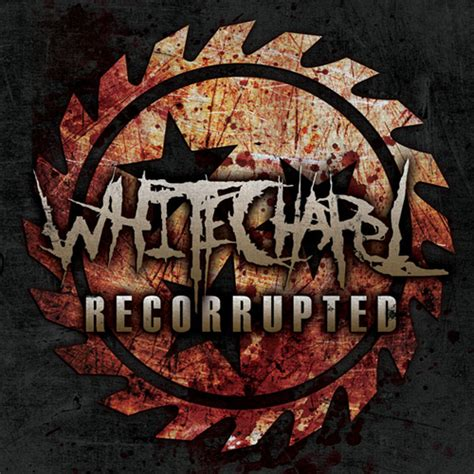 Section 8 Whitechapel by Recorrupted Ep Whitechapel Cd Review Apocalyptic Demise