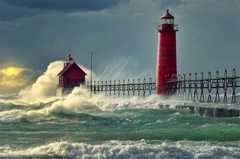 light house picture collection christmas lighthouse wallpaper