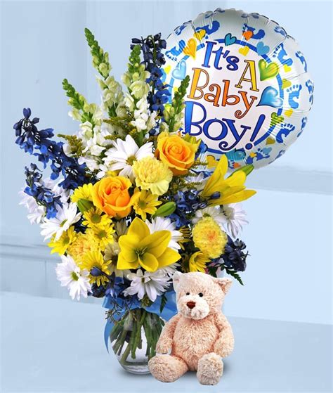 New Baby Flowers by Congratulate Your Loved One By Decorating Flowers For