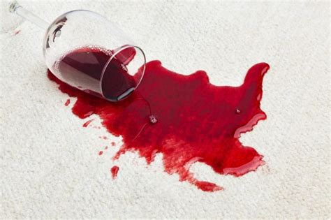 Wine Spill On by Careful Don T Spill Getting Drinks Out Of Your Rugs