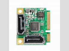 Dual SATA to mini-PCIE Adapter [PA-MPE1061] - $29.99 ... M.2 Pcie Ssd Usb Adapter