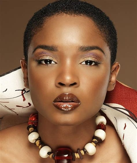 best face makeup for african american women over 50 17 best images about twa s on pinterest deep side part