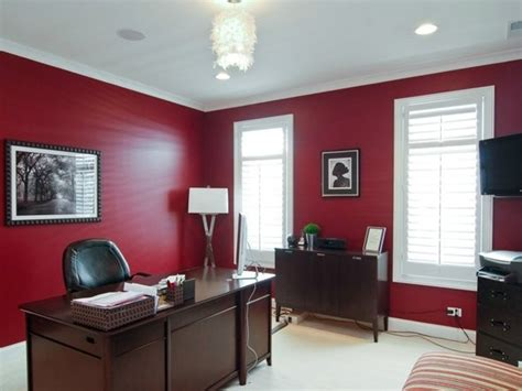 red home accessories decor electric red home office idea red inspired decor