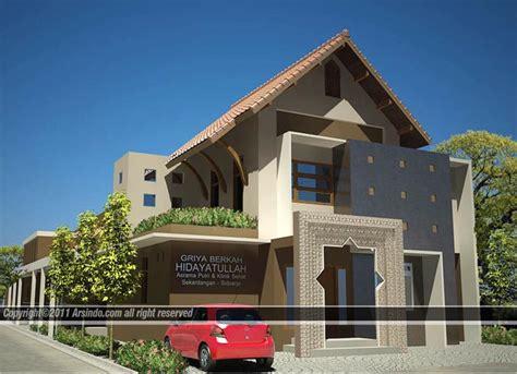 desain rumah atap pelana atap pelana arsindo com