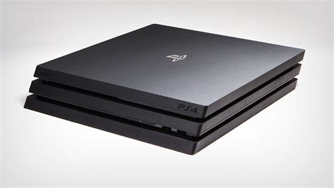 ps 4 console sony computer entertainment playstation 4 pro le test