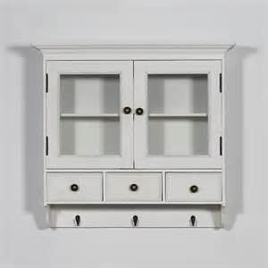 armoire murale bois massif blanche made in meubles