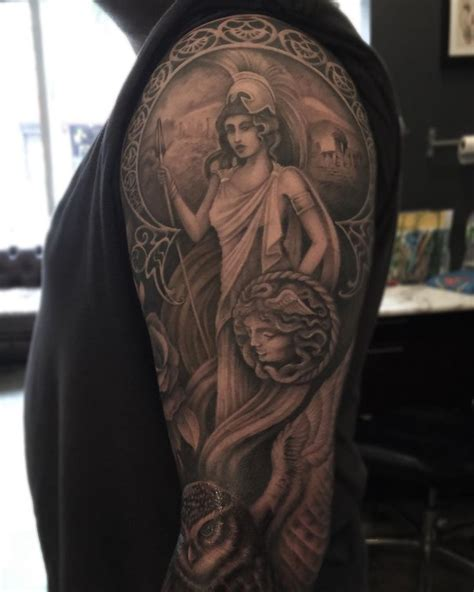 athena tattoo 1000 ideas about athena on tattoos