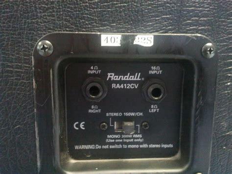 audio format ra randall ra 412 cv image 381334 audiofanzine