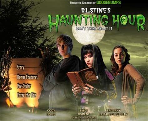 Hunted Nirvana Series 2 Volume 2 the haunting hour don t think about it images the haunting