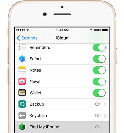 how to enable and disable find my iphone citrusbits