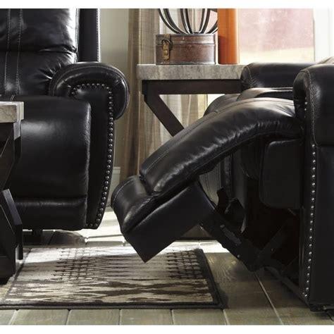 Leather Power Reclining Sofa Set Paron 3 Leather Power Reclining Sofa Set In Antique U75901 47 96 82 Pkg