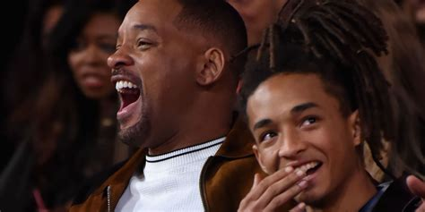 film will smith and jaden smith terbaru jaden smith was every teen embarrassed by his dad during