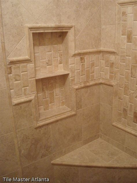 Travertine Bathroom Tile Ideas by Marble Tile Shower Marble Tile Atlanta Bathroom