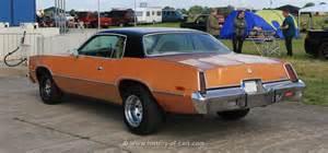 dodge 1975 coronet brougham 2door hardtop coupe the