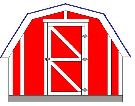 How To Build A Gable Roof Shed by Shed Plans How To Build A Shed Gable Roof How To Build