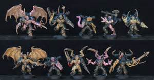 Coolminiornot possessed chaos space marines by arkon