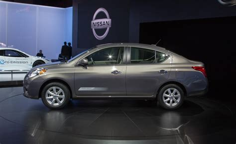 nissan sedan 2012 car and driver