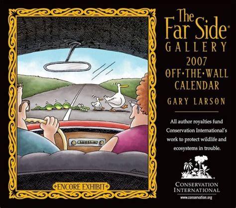 Far Side Calendar Far Side Desk Calendar 2017