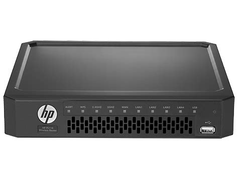 Router Hp hp ps110 wireless vpn router series curvesales