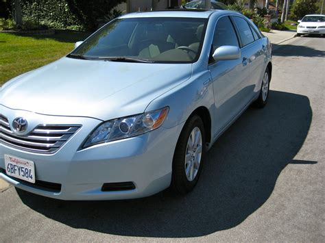 2008 Toyota Hybrid Camry 2008 Toyota Camry Pictures Cargurus