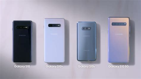 The Samsung Galaxy S10 5g by Samsung Galaxy S10 5g Will Be Available By April To Launch In South Korea Lowyat Net