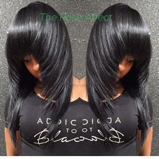 sew in no bangs take it back tuesday full sew in no leave out with