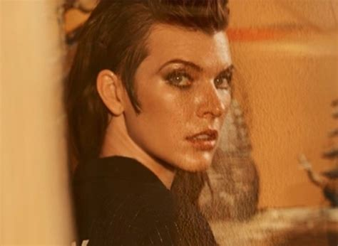 milla jovovich fitness milla jovovich reaches career watershed how she stayed