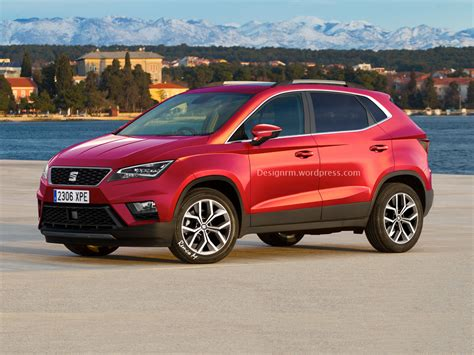 seat s upcoming b segment suv rendered for your viewing