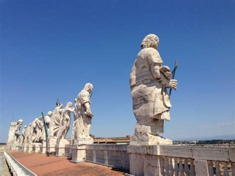 visita cupola san pietro roma salire a piedi sulla cupola della basilica di san pietro