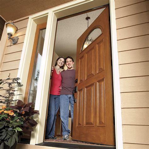 install  door family handyman